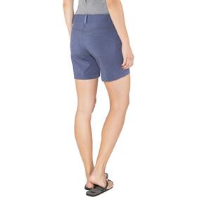 Columbia Peak to Point - Pantalones cortos Mujer - azul
